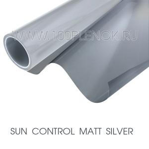 SUN CONTROL MATT SILVER