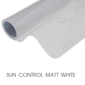 SUN CONTROL MATT WHITE
