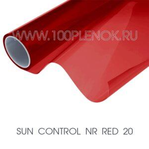 Тонировочная пленка SUN CONTROL NR RED 20
