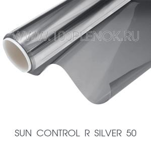 SUN CONTROL R SILVER 50