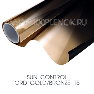 SUN CONTROL GRD GOLD BRONZE 15