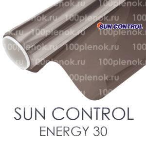 sun control energy 30