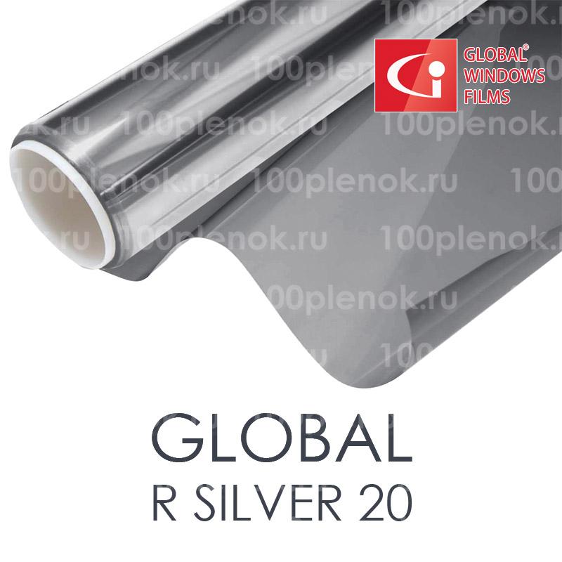 global r silver 20