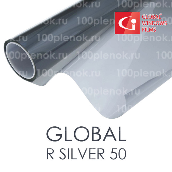 global r silver 50