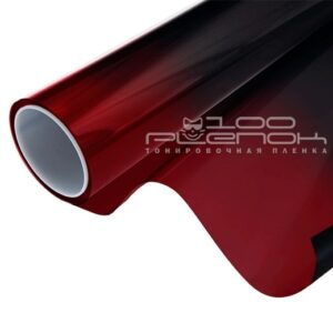 Тонировочная пленка с переходом цвета GRD Red/Grey 2