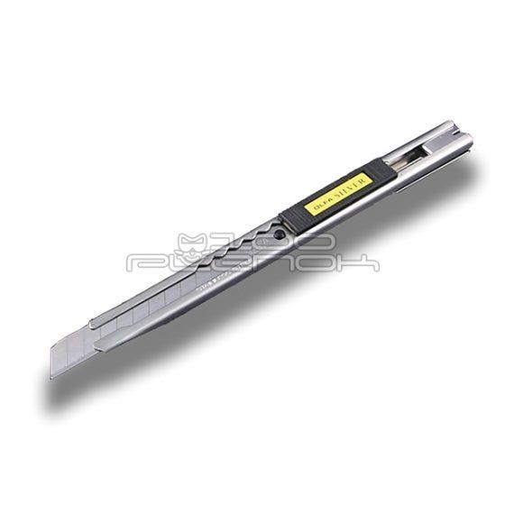 Нож Ольфа с фиксатором