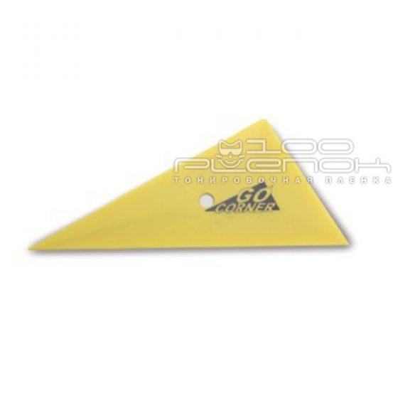 Выгонка золотая треугольная