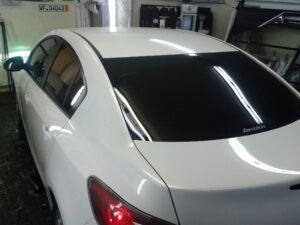 Тонировка заднего стекла авто